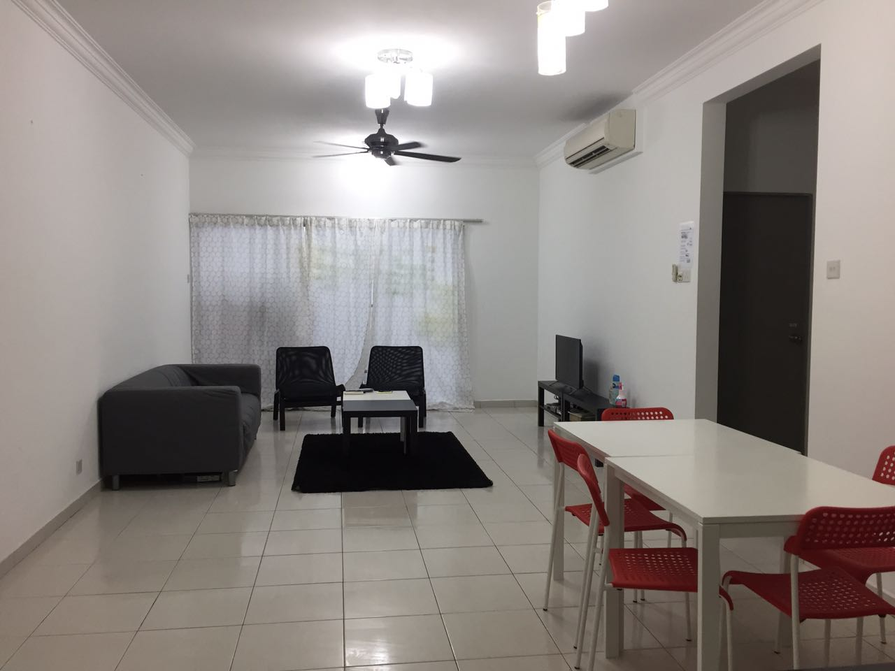 A-16-3A living + dining