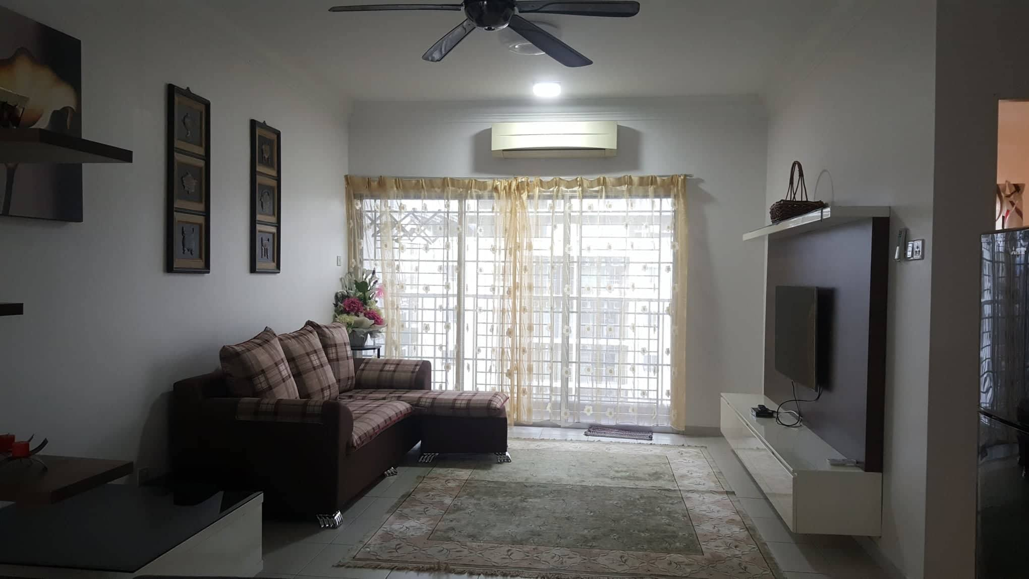 B-16-1 living room